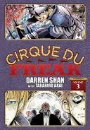 Cirque Du Freak  the Manga  Vol  3