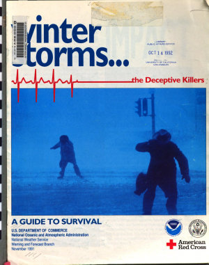 Winter Storms   the Deceptive Killers