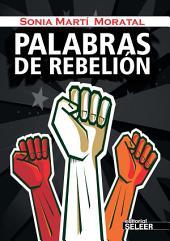 Palabras de rebelión