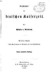 Geschichte Der Deutschen Kaiserzeit Von Wilhelm Giesebrecht: Band 3,Ausgabe 2