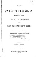 The War of the Rebellion  v  1 8  serial no  114 121  Correspondence  orders  reports and returns  Union and Confederate  relating to prisoners of war and to state or political prisoners  1894  i e  1898  1899  8 v PDF