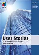 User stories PDF
