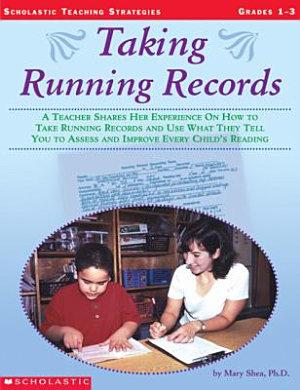 Taking Running Records