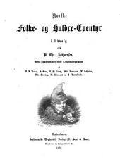 Norske folk- og huldre-eventyr i udvalg