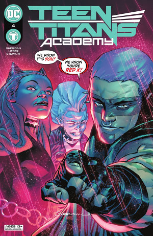 Teen Titans Academy  2021    4