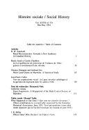 Download Histoire Sociale Book