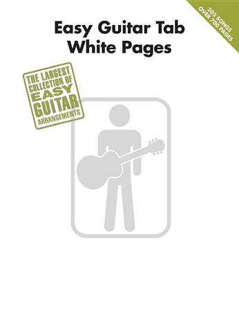 Easy Guitar Tab White Pages  Songbook  PDF