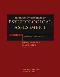Comprehensive Handbook of Psychological Assessment  Volume 2 PDF