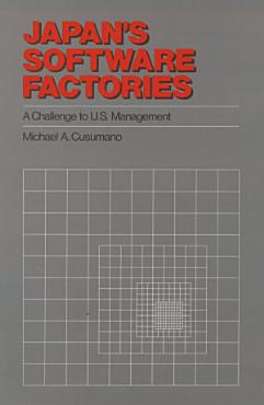 Japan s Software Factories PDF