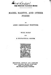 Mabel Martin: And Other Poems
