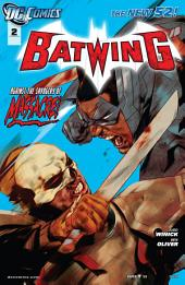 Batwing (2011-) #2