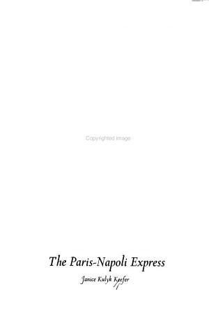 The Paris Napoli Express