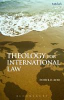 Theology for International Law PDF