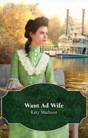 Want Ad Wife PDF