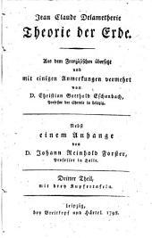 Theorie der Erde. Aus dem Französ. mit Anm. von Christian Gotthold Eschenbach: Band 3