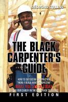 The Black Carpenter s Guide PDF