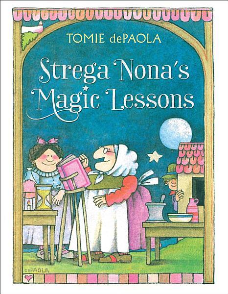 Download Strega Nona s Magic Lessons Book