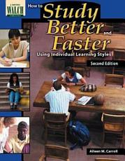 How to Study Better and Faster PDF