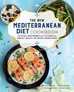 The New Mediterranean Diet Cookbook PDF