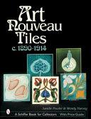 Art Nouveau Tiles C  1890 1914 PDF