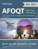 AFOQT Practice Test Book 2021-2022