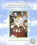 Effective Teaching in Elementary Social Studies PDF