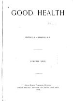 Good Health PDF
