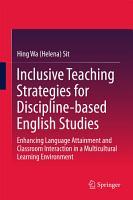 Inclusive Teaching Strategies for Discipline based English Studies PDF