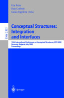 Conceptual Structures  Integration and Interfaces PDF