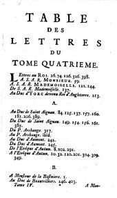 Lettres. [et Nouvelles Lettres]