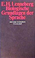 Biologische Grundlagen der Sprache PDF