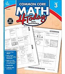 Common Core Math 4 Today Grade 3 Book PDF