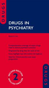Drugs in Psychiatry: Edition 2