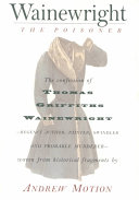 Download Wainewright the Poisoner Book