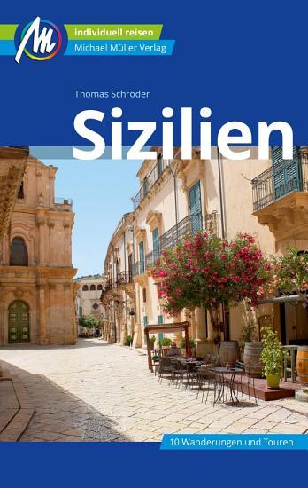 Sizilien Reisef  hrer Michael M  ller Verlag PDF