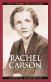 Rachel Carson: A Biography