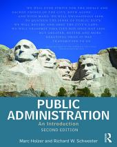 Public Administration: An Introduction, Edition 2