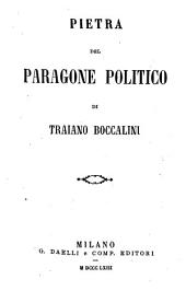 Pietra del paragone politico: Volumi 19-23