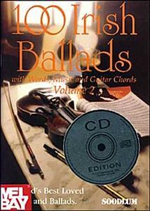 100 Irish Ballads  Volume 2 PDF