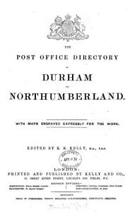 The Post Office Directory of Durham and Northumberland PDF