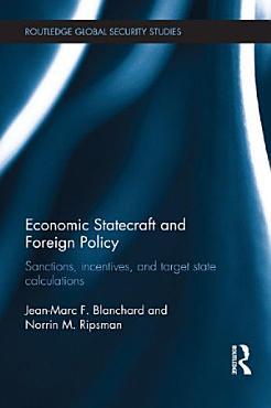 Economic Statecraft and Foreign Policy PDF