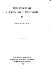 Works: Idylls of the king