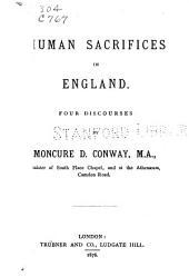 Human Sacrifices in England