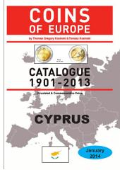 Coins of CYPRUS 1901-2014: Coins of Europe Catalog 1901-2014