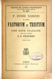 P. Ovidii Nasonis ex libris Fastorum et Tristium