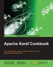 Apache Karaf Cookbook PDF