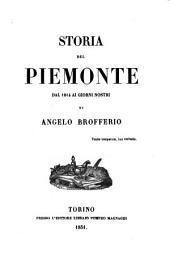 Storia del Piemonte