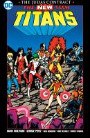 New Teen Titans  The Judas Contract New Edition PDF