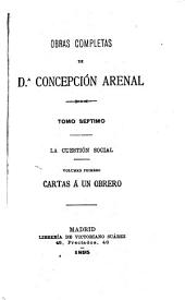 Obras completas de Concepción Arenal: Volumen 7
