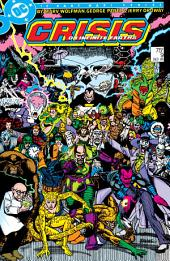 Crisis on Infinite Earths (1985-) #9